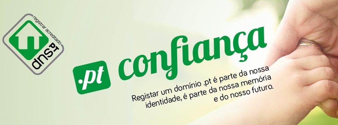 A CRIATIVO.NET É REGISTRAR ACREDITADO NO REGISTO DE DOMÍNIOS .PT
